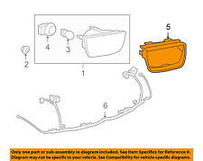 Chevrolet GM OEM Camaro Taillight Tail Light Lamp Rear-Lamp Bezel Right 92226742