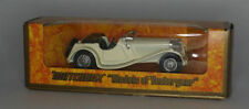 Voitures, camions et fourgons miniatures blancs Matchbox Matchbox Models of Yesteryear