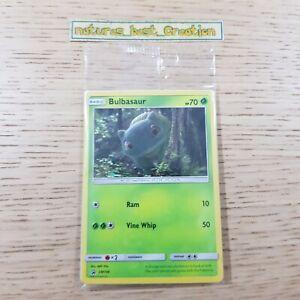 NEW/SEALED Bulbasaur SM198 Holo/Shiny Pokemon Card, Black Star Promo Rare