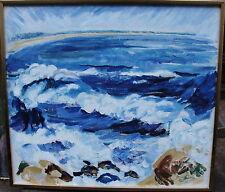 Mellberg, increspature del mare per 1970