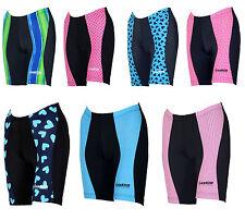 ZIMCO Women Cycling Shorts Biking Cycle Short Bike Ladies Knicks Padded ZM182