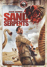 Sand Serpents (DVD, 2009) LIKE NEW just missing shrinkwrap