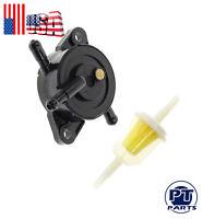 Fuel Pump & Filter For 49040-7008 Kawasaki FR541V FR600V FR651V FR691V FR730V