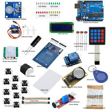 Arduino RFID Starter Kit +UNO R3 Board for DIY Projects Education Program