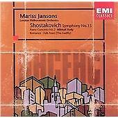 Shostakovich: Symphony No. 15 / Piano Concerto No. 2 / Gadfly Suite, Mikhail Rud