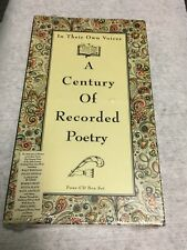 In Their Own Voices: A Century of Recorded Poetry,  Brand New