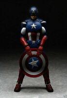 Max Factory Figma No.226 Captain America Avengers Action Figure Marvel