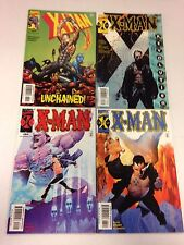 X-Man #62 63 64 65 66 67 68 69 70 71 72 11 consecutive issues