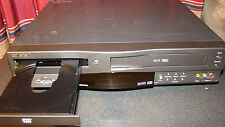 Go Video DVR4000 DVD/VCR Combo Player VHS