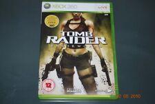 Tomb Raider Underworld Xbox 360 UK PAL ** jouable sur XBOX ONE **