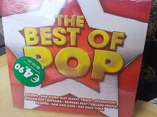 The best of pop CD  nuovo celophanato