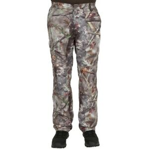 Solognac Men's Posikam 100 Waterproof Hunting Trousers Fleece Lined Pants