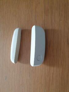 Yale AC-DC Sync Smart Home Alarm Accessory Door/Window Sensor, White
