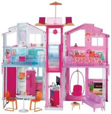 Mattel Bedroom Miniatures & Houses Sets for Dolls