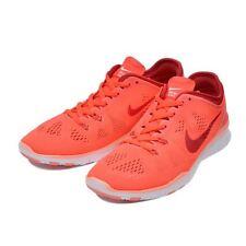 Nike  Free5.0 TR 5 Women's Running Shoes Br-Crimson/AtomicPink 704674 601 Sz10