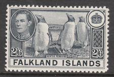 FALKLAND ISLANDS 1938 #160 GV1 PRISTINE MNH/MUH MINT PENGUIN STAMP