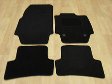 Renault Captur (2013-on) Fully Tailored Car Mats in Black