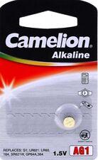 Batería Camelion ag1, pila de botón nº 364, Battery lr621, nuevo & en su embalaje original