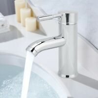 Bellissimo rubinetto da bagno in acciaio inossidabile con rubinetto per lavabo