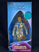 1999 Playmates Star Trek Captain James Kirk In Environmental Suit R6