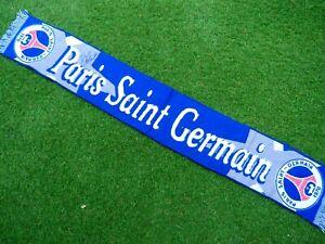 Echarpe PSG Paris Saint Germain sg signée JAY JAY OKKOCHA foot ultras