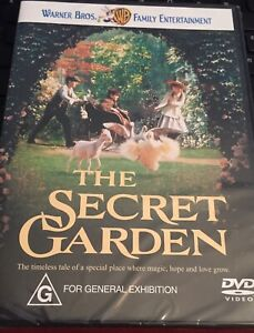 THE SECRET GARDEN - MAGGIE SMITH/ISABELLE LORENTE - NEW - *FREE STD POST*