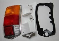 CLASSIC FIAT 500 F R L REAR LIGHT ASSEMBLY KIT RIGHT SIDE TAIL LAMP BRAND NEW!