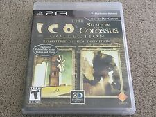The Ico And & Shadow of the Colossus HD Collection (Sony Playstation 3, PS3)