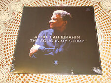 ABDULLAH IBRAHIM The Song Is My Story ORIG 1st Audiophile INTUITION LP SEALED