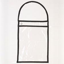 Repair Order / Work Ticket Holders (Clear Plastic w/ Black Handle) (25 per pack)