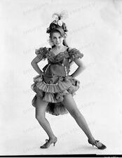 8x10 Film Negative Ann Margret Stagecoach 1966 #5502454