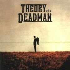 THEORY OF A DEADMAN  CD HARD ROCK-METAL-PUNK-GROUNGE