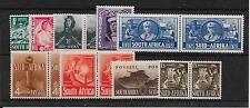 SOUTH AFRICA SG88/96 1941-6 WAR EFFORT SET MTD MINT