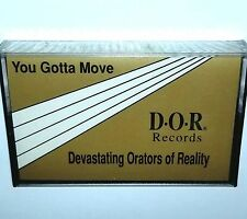 "DEVASTATING ORATORS OF REALITY CASSETTE G FUNK Private Random TAPE Rap lp 12"" cd"