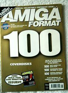 62222 Issue 100 Amiga Format Magazine 1997