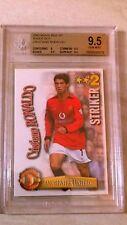 Cristiano Ronaldo ROOKIE (RC)  - Magic Box International Shoot 2003-04 - BGS 9.5