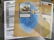 GaleForce Nine / GF9 Tanks LINE IN THE SAND month 1 OP.
