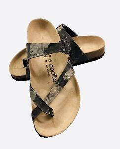 Birkenstock Papillio Black Sandals