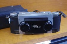 VINTAGE STEREO REALIST c1950s 35MM CAMERA