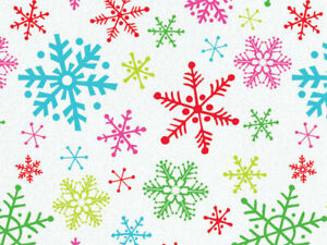 """HOLIDAY Print Gift Tissue Paper Sheets 15"""" x 20"""" Choose Print & Pack Amount"""