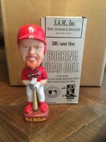 Mark McGwire St Louis Cardinals, Sam's Limited Edition Bobble Head, 2015.