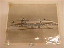 AVRO CANADA CF-100 RCAF Aeronautica R.C.A.F. caccia a reazione con motori Orenda