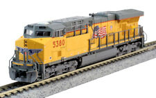 Kato N Scale ES44AC Locomotive Union Pacific UP #5380 DC DCC Ready 1768932