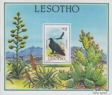 lesotho Bloc 30 (complète edition) neuf avec gomme originale 1986 Sukkulenten et