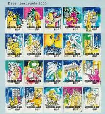 Nederland Postfris 2000 MNH V1931 vel - Kerstmis / Christmas