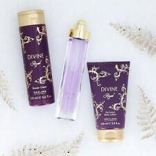 Oriflame Divine Royal SET: EdT+Shower Cream+Perfumed Body Lotion