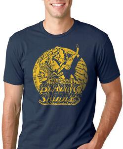 Blazing Saddles T SHIRT Funny Shirts vintage Cult Movie Tee Sz S-5XL
