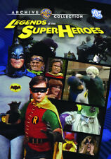 Legends Of The Superheroes [New DVD] Manufactured On Demand, Full Frame, Mono