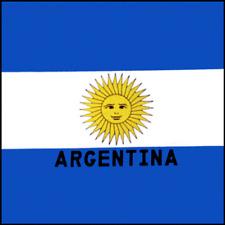 ARGENTINA FLAG BANDANA Cotton Scarves Scarf Head Hair Neck Band Skull Wrap