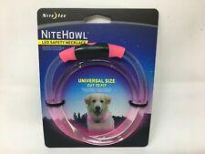 Nite Ize NiteHowl LED Safety Necklace PINK Universal Size NEW